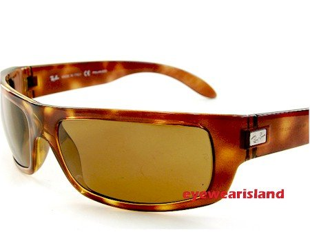 b7ccc449d678 New Ray Ban Sunglasses Rb 4052 642 Rayban Polarized Brown Lens ...