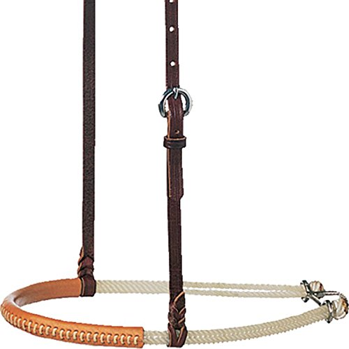 (Martin Double Rope Leather Noseband)