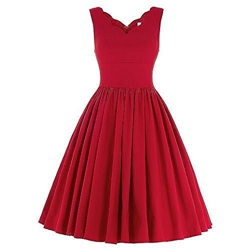 50s Tea Length Dresses