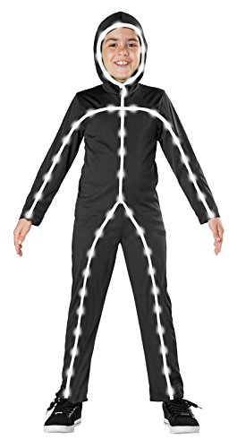 Seasons USA Light Up Stick Man Costume for Kids