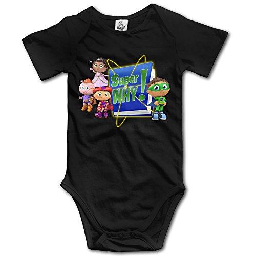 Desenhos De Super Why Para Colorir Baby Onesies Bodysuits