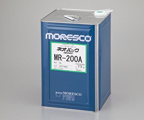 MORESCO1-1352-02真空ポンプオイル(ネオバック)MR-200A18L B07BD337ZR