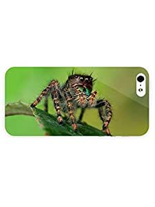 3d Full Wrap Case For Iphone 6 Plus 5.5 Inch Cover Animal Jumping Spider53