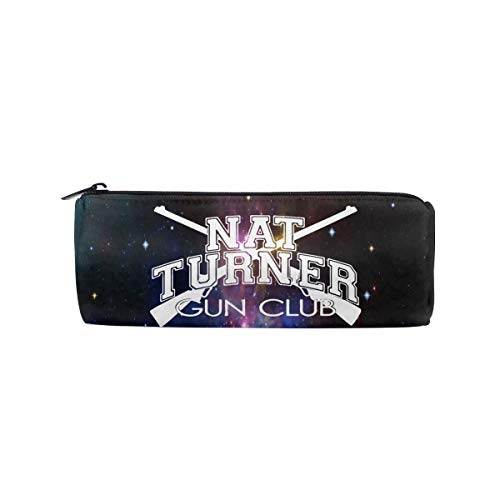 Pauline NAT Turner Gun Club Makeup Storage Bag Cosmetic Bag Travel Portable Handbag Cosmetic Storage Bag Stationery Bag
