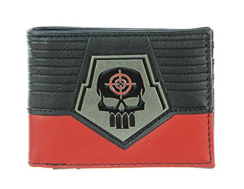 DC Comics Suicide Squad Deadshot Bifold - Dc Wallet