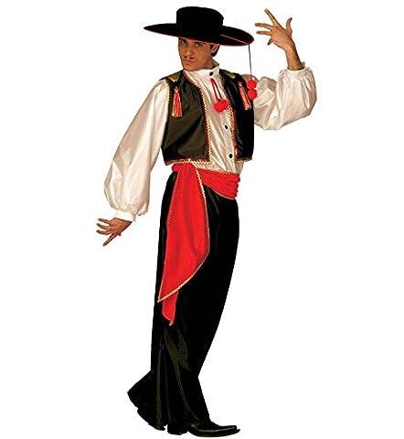 Espagnol Homme Costume Danseur - Ladies Flamenco Dancer Costume Small Uk 8-10