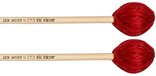 Vic Firth Ian Moyer Signature Keyboard Mallet Hard to Very Hard by Vic Firth