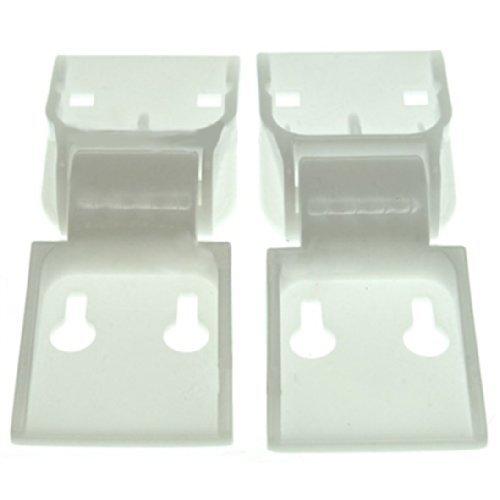 Genuine SIEMENS Fridge Freezer Door Hinge Kit 481147 PACK OF 2