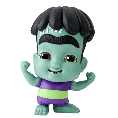 Netflix Super Monsters Frankie Mash Collectible 4-inch Figure Ages 3 and Up