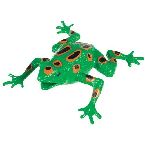 Toysmith TSM1742 Frog Squishimals Toy