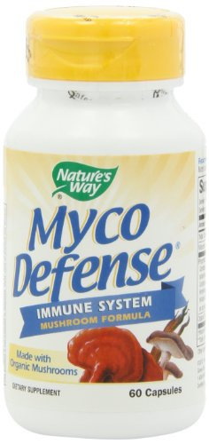 Natures Way Defense Veg Capsules 60 Count