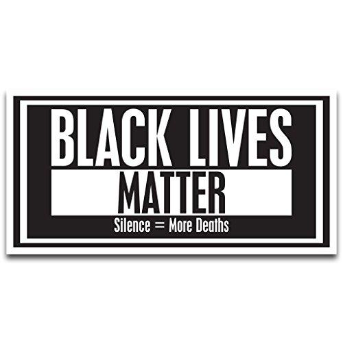 Black Lives Matter Silence = More Deaths 12