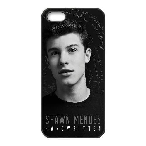 best sneakers 3e8ff 50fce Generic Cell Phone Case for iPhone 5 5s [Black] Shawn Mendes [Custom] KA7676