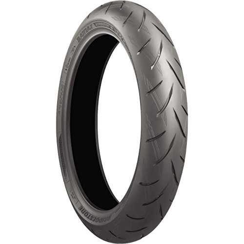 BRIDGESTONE Battlax S21 Hypersport Street Front & Rear Tire Set, 120/70-17 58W & 180/55-17 73W by Bridgestone (Image #1)