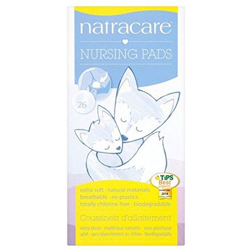 Pad Natracare enfermería Natural 26 por paquete: Amazon.es: Salud y cuidado personal