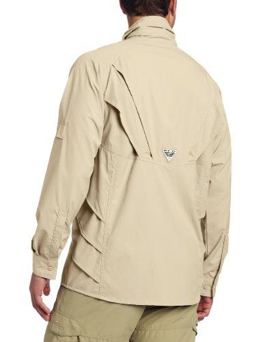 Columbia Men's Airgill Chill Zero Long Sleeve Shirt (Omni-Freeze ZERO)