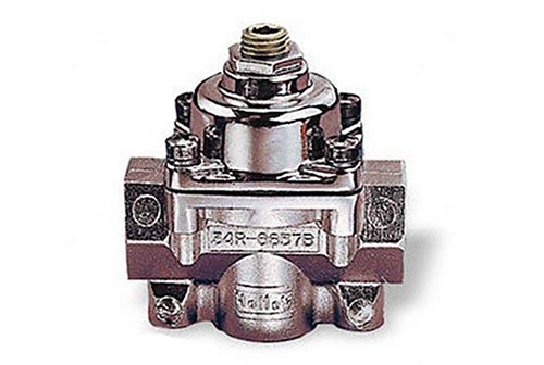 Holley Fuel Regulator (Holley HOL 12-804 12-804 Fuel Pressure Regulator)