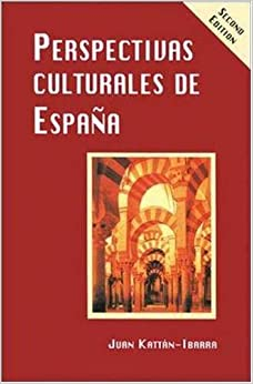 Book Perspectivas Culturales de Espana, 2nd Edition