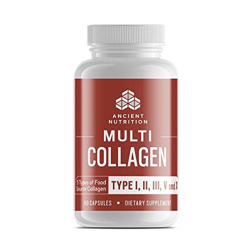 Ancient Nutrition Multi Collagen Protein 90 Capsules