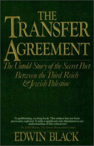 book cover of The Transfer Agreement