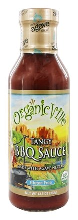 Organicville - Organic BBQ Sauce Tangy - 13.5 oz.