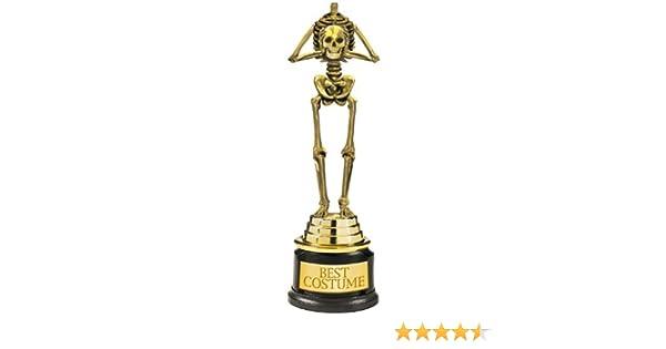 Skelton trophy best dressed Free Post Halloween