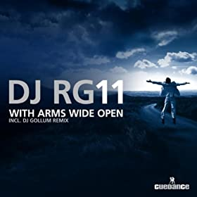 DJ RG11 - With Arms Wide Open