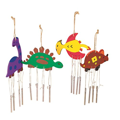 Dino Wind Chimes Craft Kit
