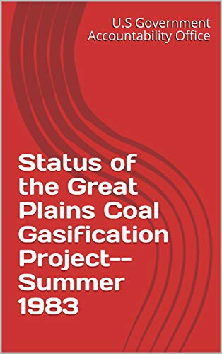 Status of the Great Plains Coal Gasification Project--Summer 1983