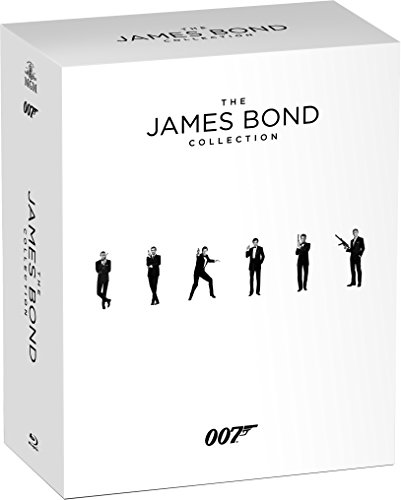 James Bond Collection Bd [Blu-ray]