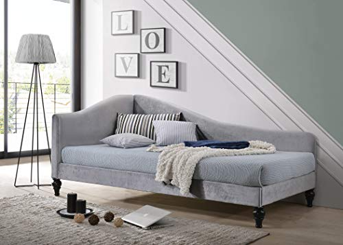 Home Design Enzo Upholstered Daybed (Blue)