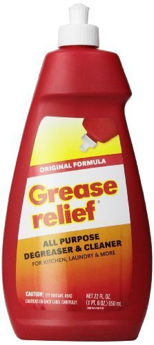 Grease Relief All Purpose Degreaser and Cleaner, 22 Fluid Ounce by Grease relief