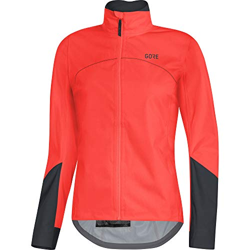 GORE Wear C5 Ladies Cycling Jacket GORE-TEX Active, S, Orang