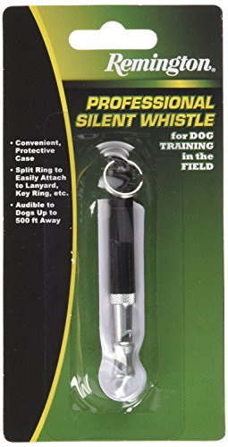 Remington Brand Professional Silent Dog Whistle (Silent Dog Training Whistle)