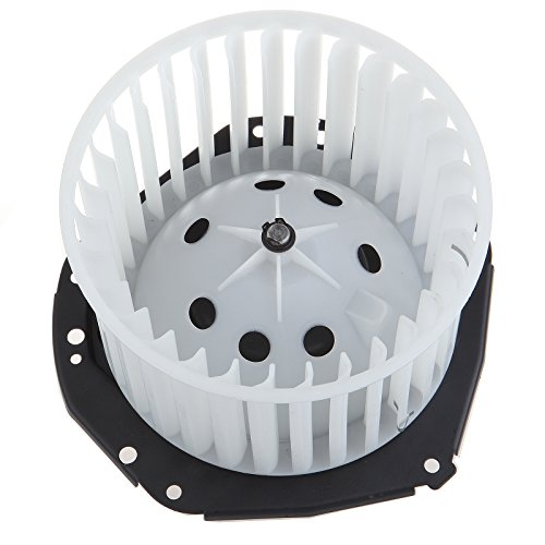 ECCPP ABS plastic Heater Blower Motor w/ Fan Cage for Chevy GMC Pickup Buick Pontiac Olds Truck 93 Chevy Chevrolet Corvette