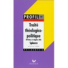 Traite Theologico-Politique (Spinoza) No.767
