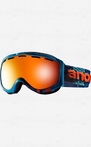 Anon Hawkeye Goggles (2013)(Red Solex, Rally)