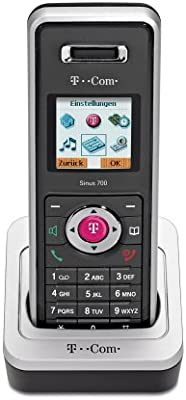 T-Com Sinus, 700 Pack teléfono inalámbrico con Base para Carga 700: Amazon.es: Electrónica