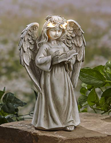 Light Up Christmas Angel Outdoors in US - 3
