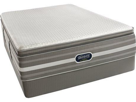 UPC 889152081583, Beautyrest Recharge Hybrid Bound Brook Ultimate Luxury Plush Mattress - Twin
