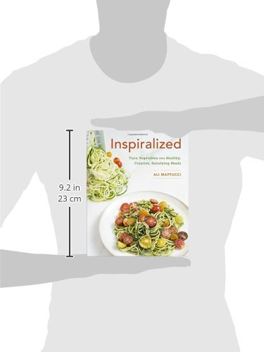Inspiralized: Turn Vegetables into Healthy, Creative, Satisfying Meals by imusti (Image #6)