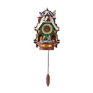 Santas Magic Cuckoo Clock 2013 Hallmark Ornament