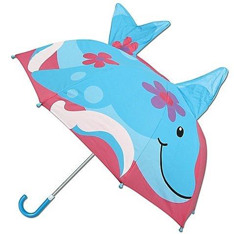 Dolphin Umbrella - Stephen Joseph® Pop Up 3-D Dolphin Umbrella
