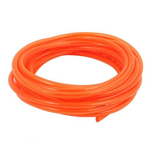 umatic Air Compressor Tubing PU Hose Tube Pipe 7 meter Orange (5 Mm Hose)