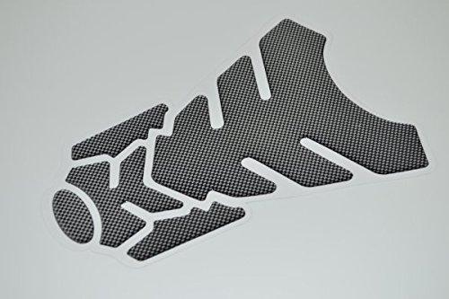 Motorcycle Tank Gas Protector Pad Sticker Fiber Rubber Decal Fit For KAWASAKI NINJA 250R 2008 2009 2010 2011 2012