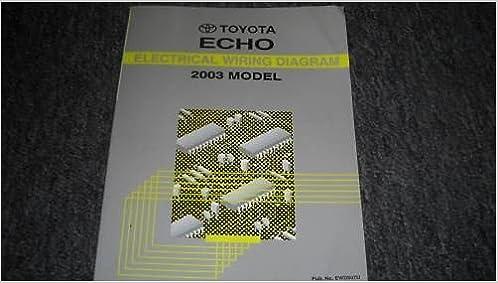 Groovy 2003 Toyota Echo Electrical Wiring Diagrams Shop Repair Service Wiring 101 Photwellnesstrialsorg