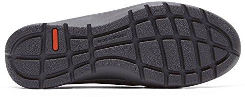 Meerkleurige Stola Loafer Schoenen Van Rockport Vrouwen Zwart Patent