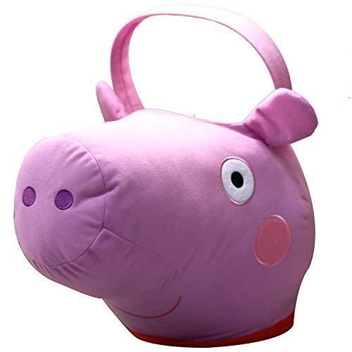 Peppa Pig Jumbo Plush Basket