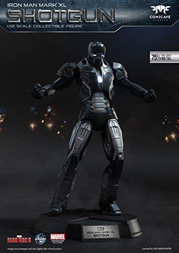 """Comicave Studios 1/12 Shotgun Iron Man Mark XL """"Iron Man 3"""" Action Figure"""