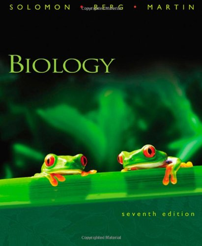 Biology (with CD-ROM and InfoTrac )